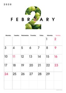 2020 February